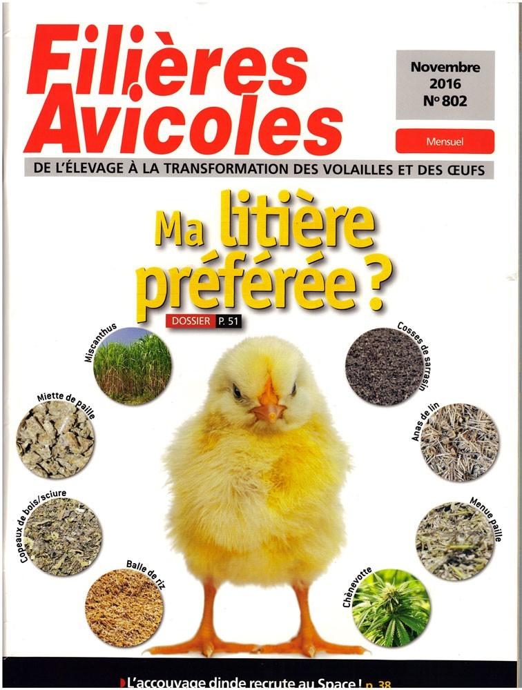 Filières Avicoles Nov 2016